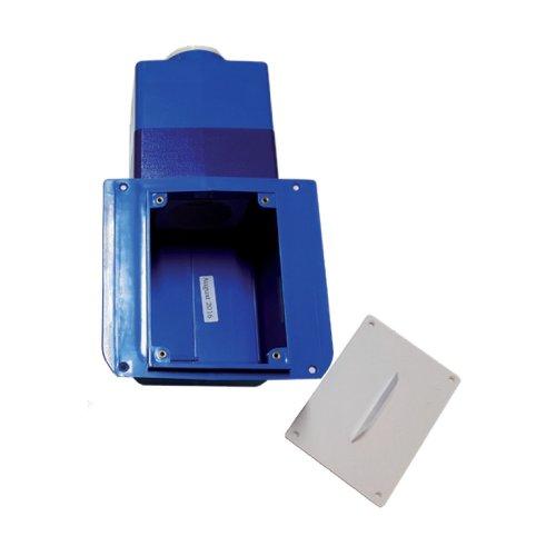 Boitier Contre prise Hide A Hose pour petite prise rétractable TP50TRP