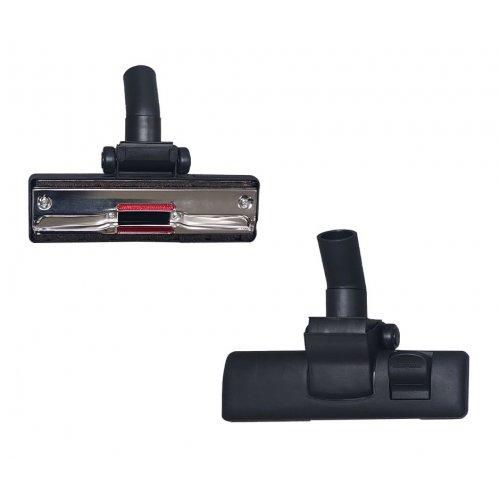 Brosse combinée 27 cm VCI avec pédale à roulettes