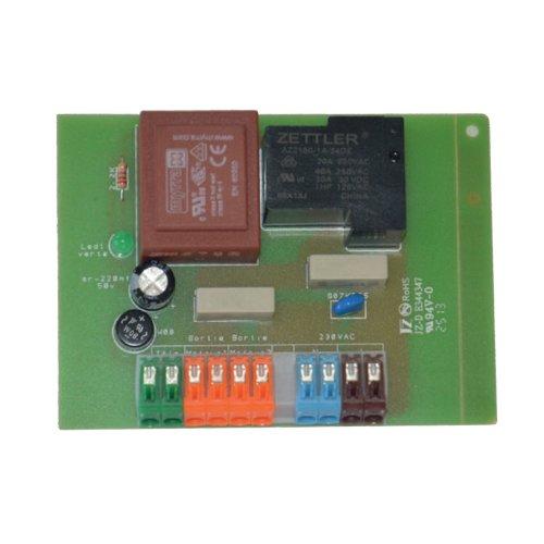 Carte électronique pour circuit de contrôle 24V bas voltage