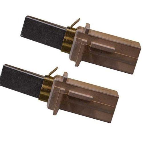 Charbons  pour moteur AMETEK 1500W à 1700W réf :  117501-117502-117512- 117743 - 117157-119599
