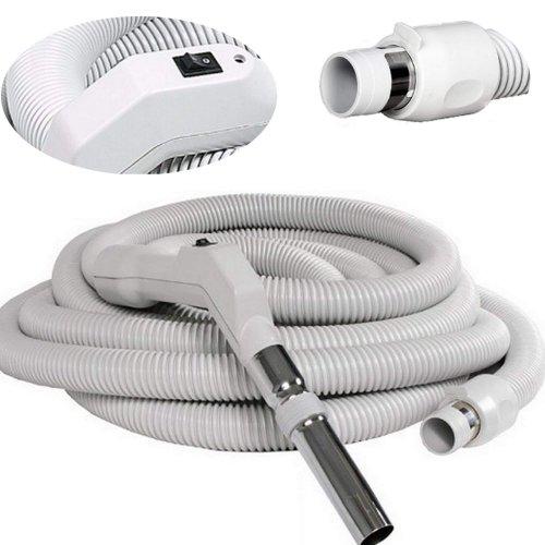 Flexible à interrupteur blanc jusqu'à 15.20 mètre