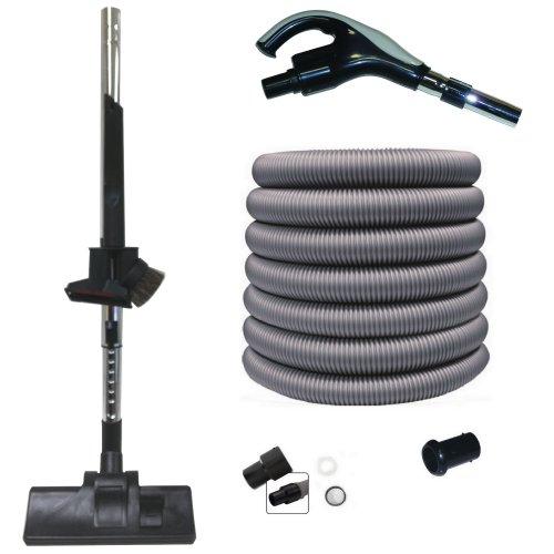 Flexible aspiration avec set nettoyage système rétractable
