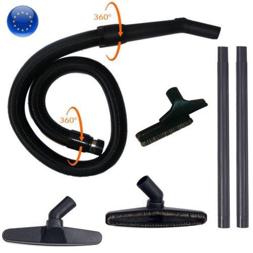 Flexible avec brosses aspiration extensible 1,5 m à 6 m