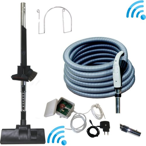 Flexible avec set nettoyage radio-commande 10 m compatible ALDES