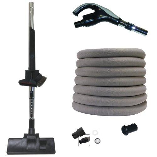 Flexible houssé aspiration avec set nettoyage système rétractable