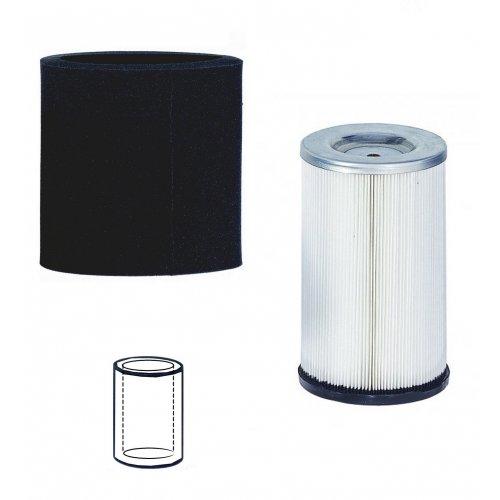 Lot de 1 Filtre cartouche + 2 x pré-filtres VCI aspiration centralisée