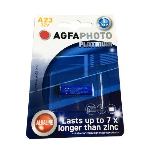Pile batterie 12V A23 Agfaphoto platinium