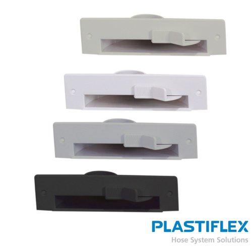 Prise ramasse miettes vacpan plastiflex pour plinthe
